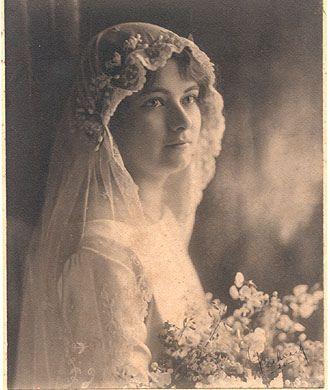 Bruid ca. 1910