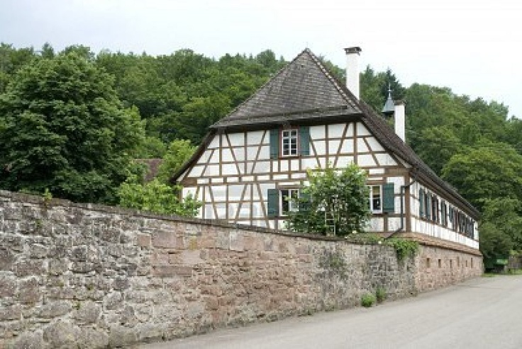 Traditional german house tiny home ideas pinterest for Small houses in germany