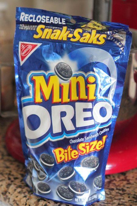 Itty Bitty Oreo Stuffed Chocolate Chip Cookies 009