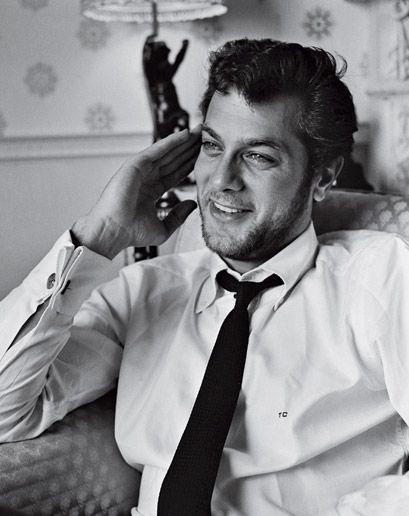 Tony Curtis, 1957