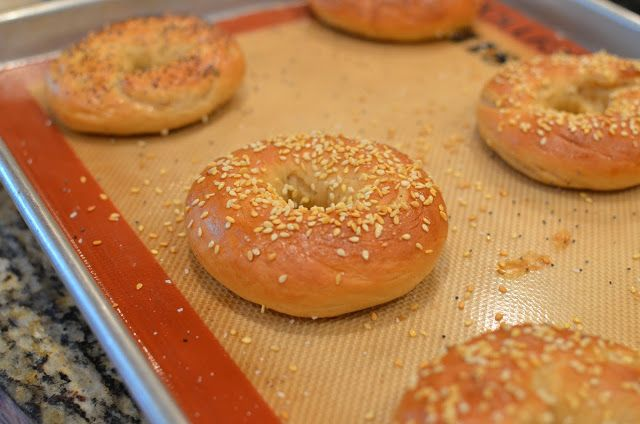 ButterYum: Homemade Bagel Tutorial