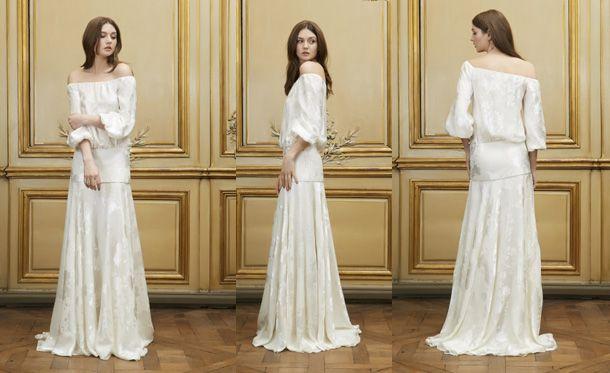 Robe de mariée Amédée - Delphine Manivet  Best of Robes de mariée ...