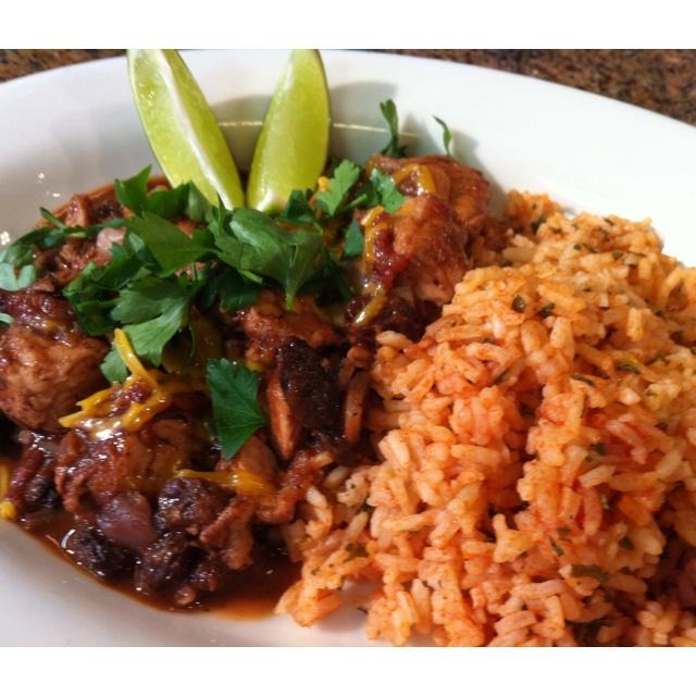 Chicken Mole Recipe — Dishmaps