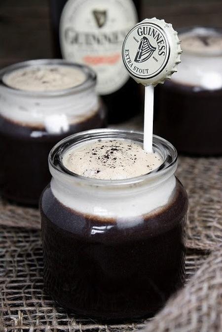 Chocolate Guinness Goodness   Irish!   Pinterest