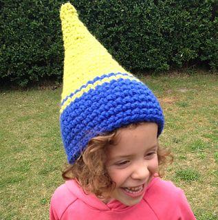 Free Crochet Pattern For Gnome Hat : Pin by parelfien on mooie haakwerkjes #haken Pinterest