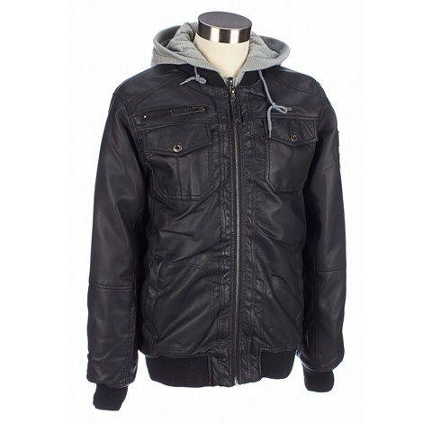 Faux Leather | Shop By Fabric | Men | Burlington Coat Factory