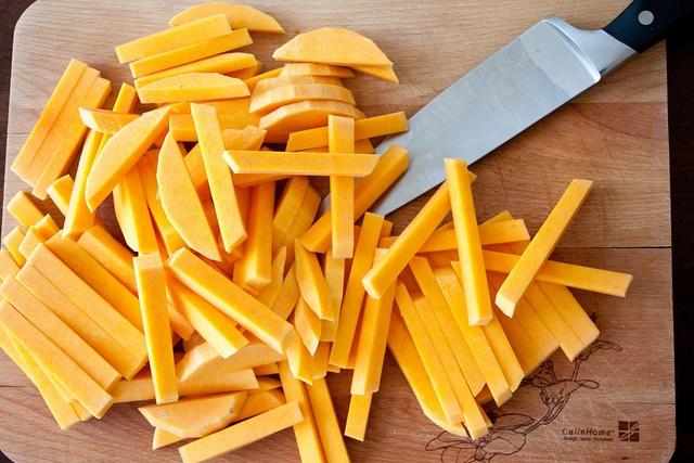 Baked Butternut Squash Fries   Good Lookin Food   Pinterest