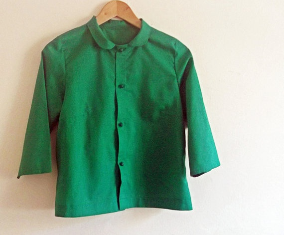 Pinterest Green Blouse 29