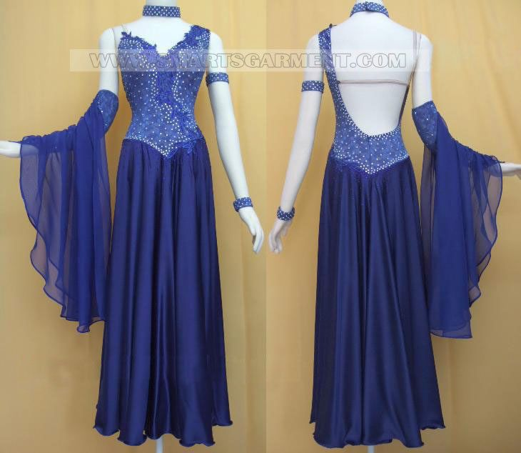 Plus Size Ballroom Dance Dresses 25