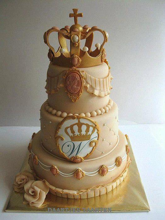 Birthday Royal Cake Hd Images : Royal Birthday Beautiful cakes! Pinterest