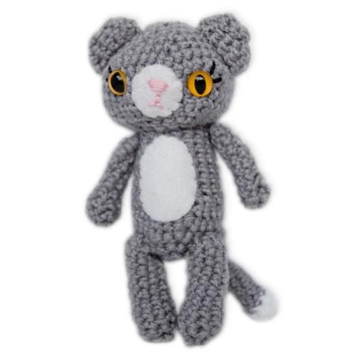 Amigurumi Cat : Amigurumi Cat Yarn Pinterest