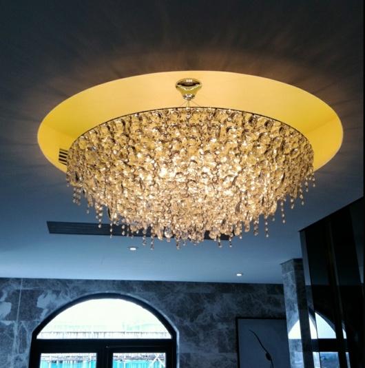 moderne elegante Beleuchtung-Wohnzimmer Lighting Ideas Pinterest