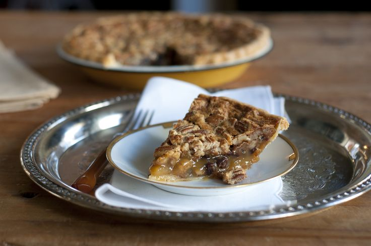 Chocolate Pecan Bourbon Pie (For each cup of dark corn syrup ...