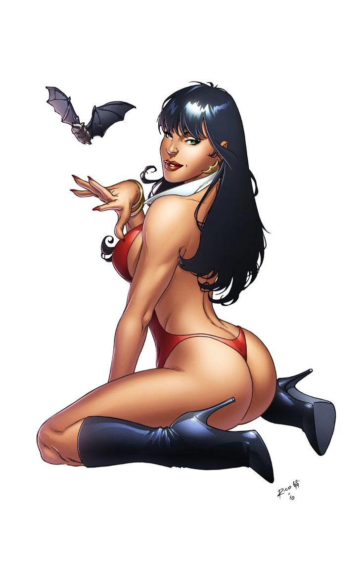 Vampirella sexy hentai sex galleries