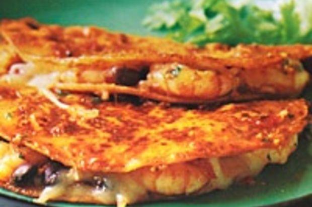 Shrimp Enchiladas | The Main Dish | Pinterest