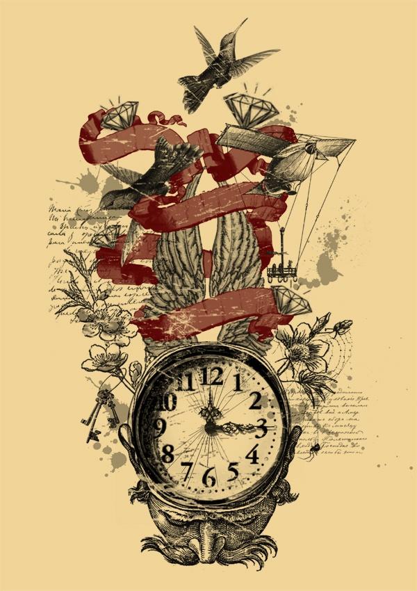 essay on time is precious tattoos