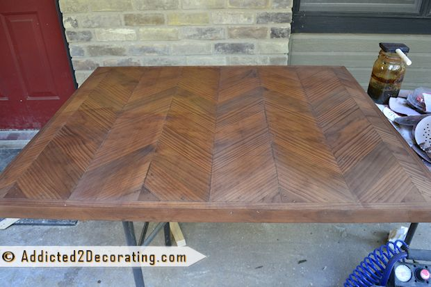diy wood table top download diy wooden table top tutorial confections ...