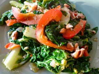 Sauteed Swiss Chard | Recipes to try | Pinterest