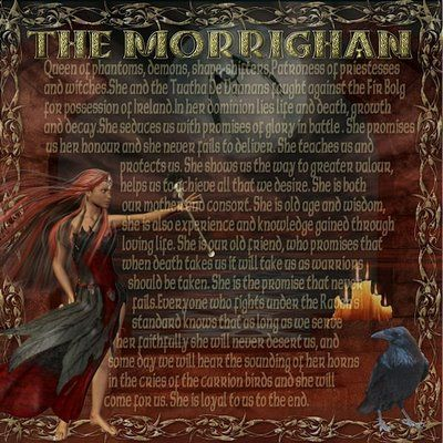 pictures of goddes of morrighan | Comment by gypsy genie (admin) on December 4, 2012 at 10:41pm