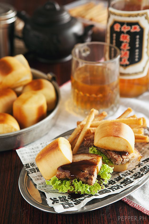 Pork Belly Sliders with Five-Spice Wonton Fries: NSFW by Pepper.ph