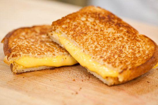 Homemade/DIY American cheese.