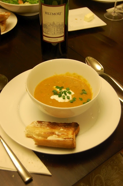 Coconut Red Lentil Soup | Food and beverages...Yummmmm | Pinterest