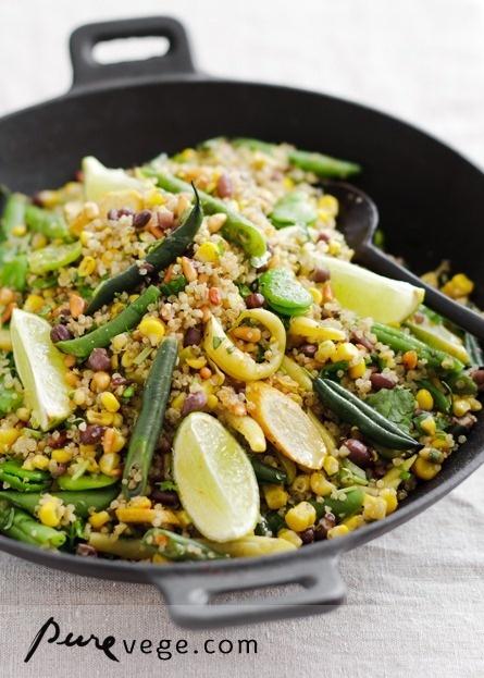 Quinoa Pilaf | Healthy Frookie | Pinterest