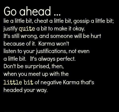 Quotes about mean people and karma quotesgram for All about karma