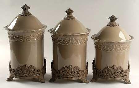 jcpenney kitchen canister sets - 28 images - antique enamel