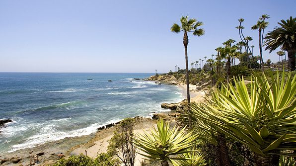 top 10 socal beaches travel pinterest