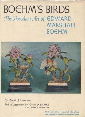 edward marshall boehm essay The bird of peace is a porcelain statue of mute swans gifted by collection of works by the late edward marshall boehm helen boehm, edward's widow and.