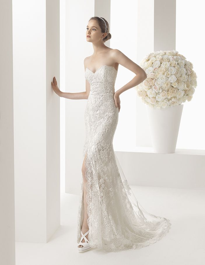 How to choose the best wedding dress silhouette for your for Wedding dress for your body type