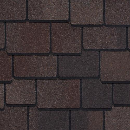 Tuscan Sunset #gaf #designer #roof #shingles #swatch