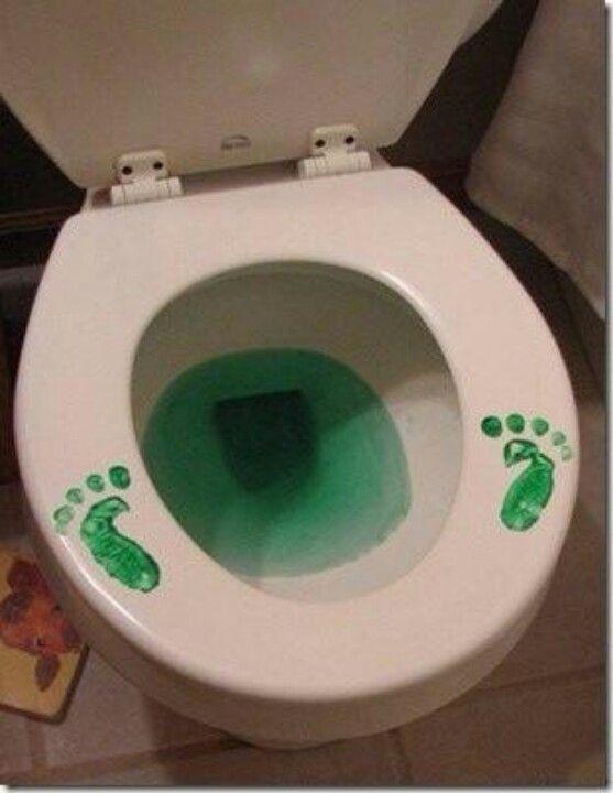 Leprechaun pee