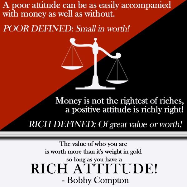 RICH ATTITUDE!~ | Inspiration Motivation Quotes | Pinterest