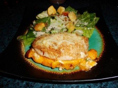 Garlic-Lemon Stuffed Chicken | Recipe