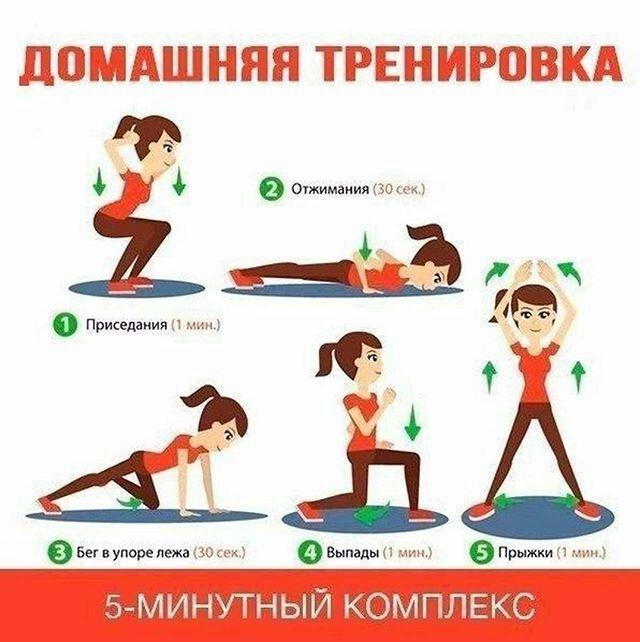 Упражнения для бега в домашних условиях 37