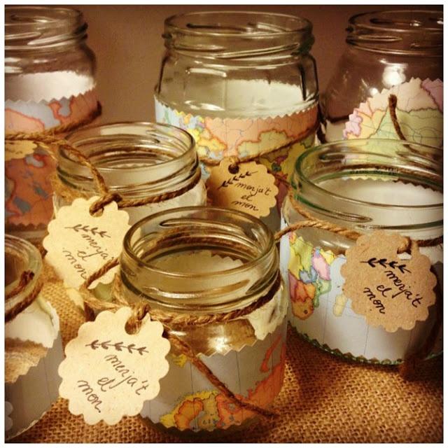 decorating mason jars craft ideas pinterest
