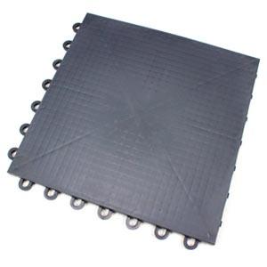 Smooth Ultra Loc Tiles Snap Together Garage Flooring