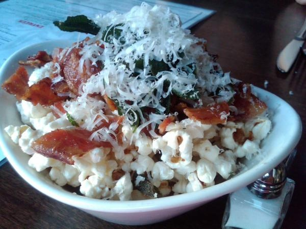 Truffle Parmesan Popcorn | A photo of Revolution Brewing | Added by ...