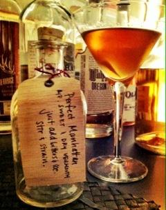 The Perfect Manhattan | Libation Inspiration | Pinterest