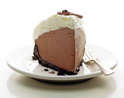 Chocolate Cream Pie Recipe - Saveur.com