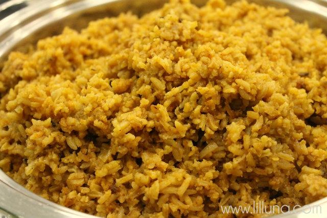 Spanish Rice | Recipe