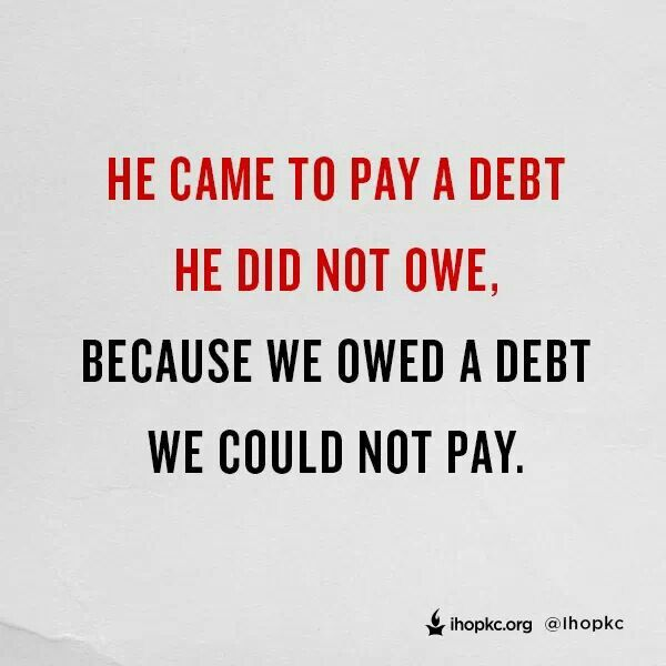 he paid it all jesus paid it all all to him i owe