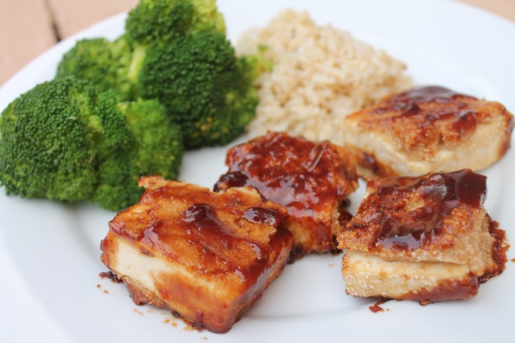 Breaded, Baked and BBQ'ed Tofu | Cooking for my future husband ...