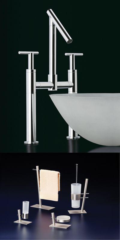 Griferia Para Baño Andez: Thrix de Andez, distinguida con el Sello de Buen Diseño 2012