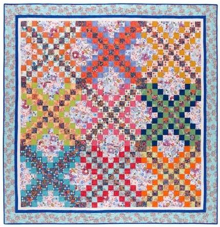 Irish chain quilt pattern crafts and ideas of such pinterest