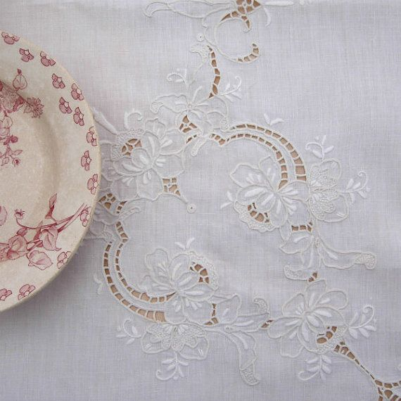 Vintage Tablecl... Linens Things