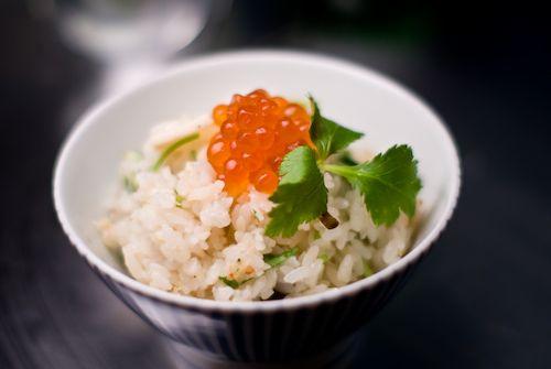 Recipe: Crab and Bamboo Rice (Kani Takikomi Gohan)