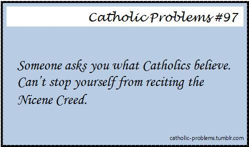 Catholic Problems